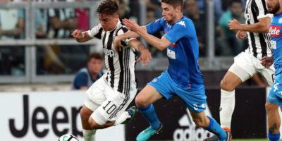 Cosa succede se Juventus e Napoli arrivano a pari punti in Serie A