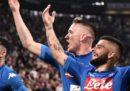 Juventus-Napoli 0-1, raccontata