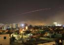 Stati Uniti, Francia e Regno Unito hanno attaccato obiettivi militari in Siria