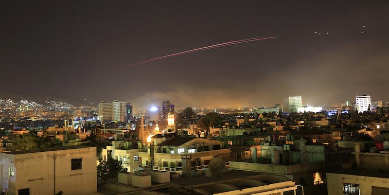 Conflitto in Siria - cover