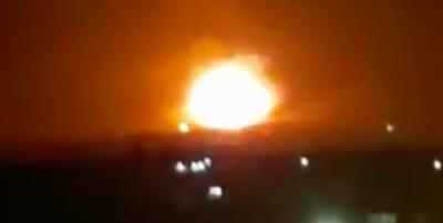 Siria, attacchi missilistici contro molteplici obiettivi militari