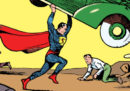 Il primo fumetto con Superman