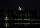 Le foto di Torino al buio