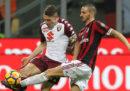 Dove vedere Torino-Milan in diretta TV e in streaming