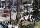 Un furgone ha investito e ucciso 10 persone a Toronto