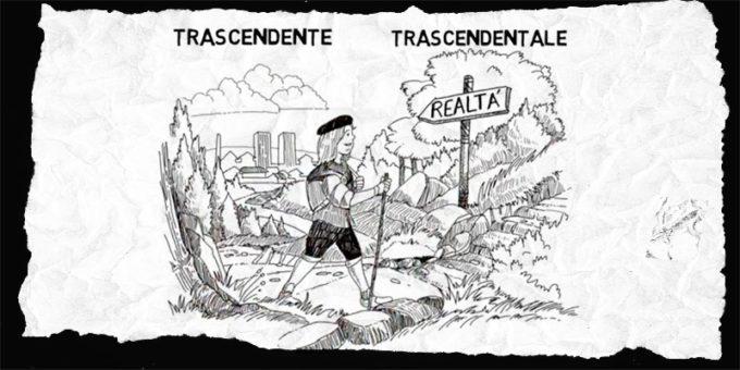 Trascendente o trascendentale? 🤔