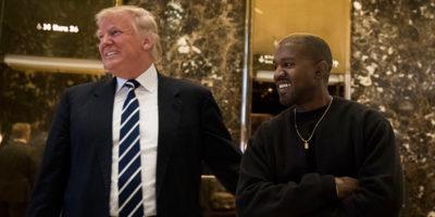 Kanye West e Donald Trump, di nuovo