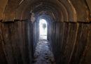Israele ha distrutto un lungo tunnel di Hamas che collegava la Striscia di Gaza al suo territorio