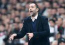Igor Tudor non è più l'allenatore dell'Udinese