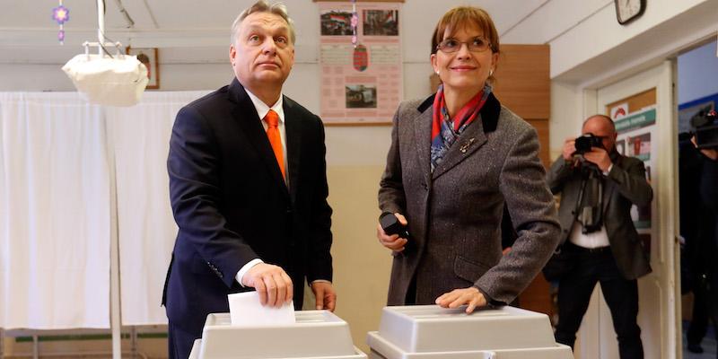 Il paese al voto, Orbán verso il terzo mandato consecutivo