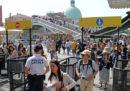 Come funzionano i varchi per i turisti a Venezia