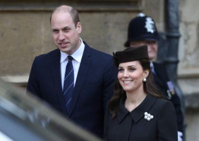 È nato il figlio del principe William e di Kate Middleton
