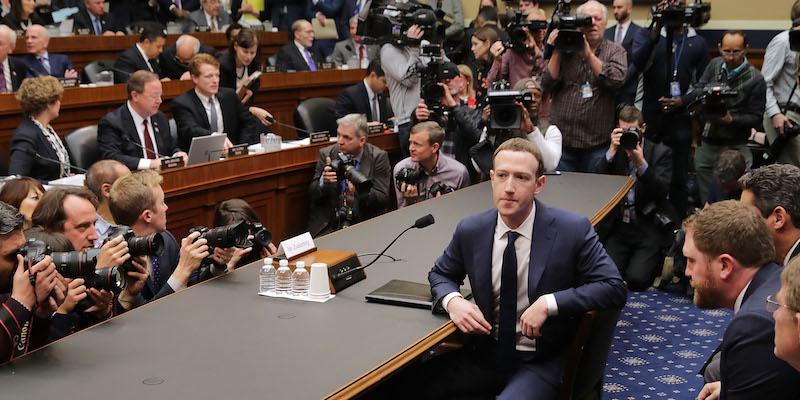 A Zuckerberg è andata meno bene, alla Camera - Il Post