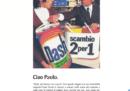 Il messaggio di ricordo per Paolo Ferrari sui giornali di oggi, per la famosa pubblicità di Dash