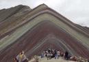 Il Perù ha scoperto una nuova attrazione turistica ma la sta rovinando