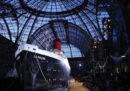 Chanel ha costruito un transatlantico per la sua sfilata