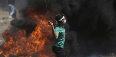 La protesta palestinese può diventare non violenta?