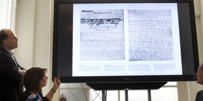 Le pagine segrete nel diario di Anna Frank