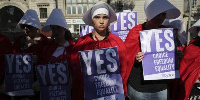 Il referendum sull'aborto in Irlanda