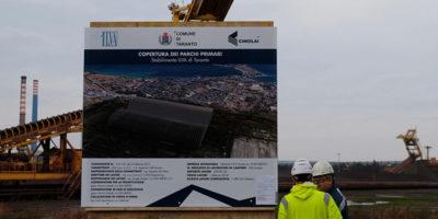 Un operaio di un'azienda appaltatrice è morto in un incidente all'ILVA di Taranto