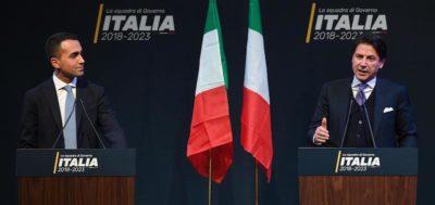 Giuseppe Conte sarà capo del governo