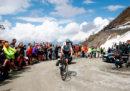Giro d'Italia: la tappa da Susa a Cervinia