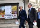 Oggi si vota per le elezioni locali nel Regno Unito