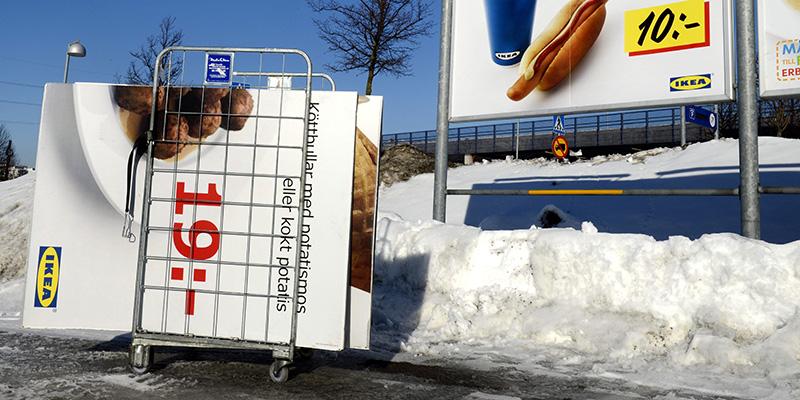 Le polpette di Ikea sono turche