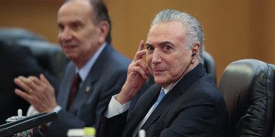 Michel Temer, il presidente del Brasile, ha detto che non si candiderà alle prossime elezioni
