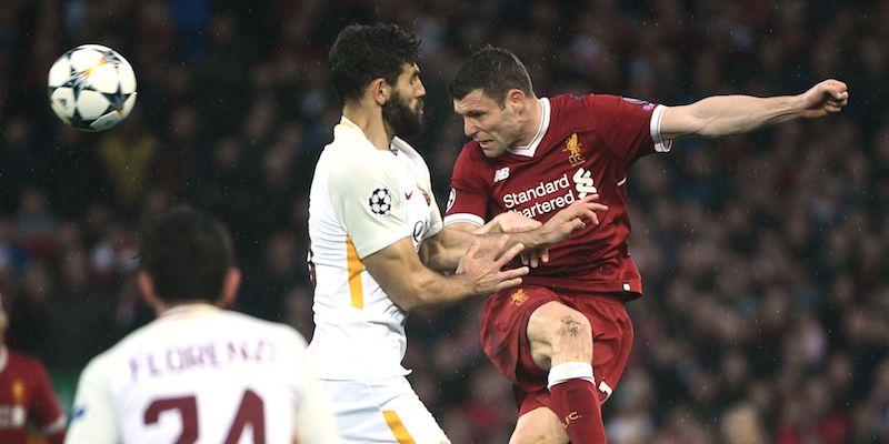 Risultati immagini per Roma-Liverpool,