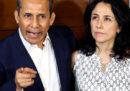 L'ex presidente del Perù Ollanta Humala e la moglie sono stati scarcerati, dopo nove mesi di detenzione preventiva per accuse di corruzione