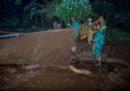 Almeno 10 persone sono morte in seguito al crollo di una diga in Kenya