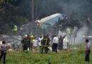 Un aereo è precipitato a Cuba