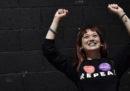 Gli exit poll del referendum irlandese sull'aborto dicono che ha vinto il Sì