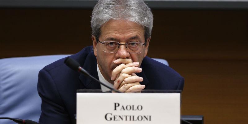 Paolo Gentiloni sarà il commissario europeo agli Affari economici