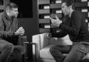 Piqué intervista Buffon