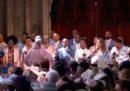 """Il video di """"Stand By Me"""" cantata dal coro al matrimonio reale"""