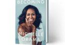La copertina del libro di Michelle Obama
