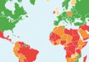 I posti dove l'aborto è ancora illegale