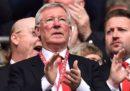 """Alex Ferguson è ancora ricoverato in condizioni """"gravi"""" dopo l'emorragia cerebrale di sabato"""
