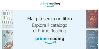 Amazon Prime Reading è arrivato in Italia