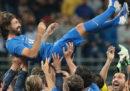 Le foto della partita dell'addio al calcio di Andrea Pirlo