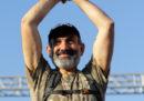 Nikol Pashinyan è il nuovo primo ministro dell'Armenia