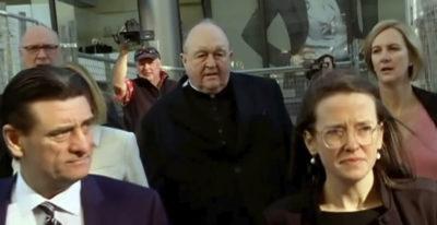 In Australia un arcivescovo è stato condannato per non avere denunciato abusi sessuali