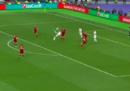 Il gol in rovesciata di Gareth Bale nella finale di Champions League
