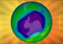 Forse qualcuno ha ripreso a produrre i gas che causano il buco nell'ozono
