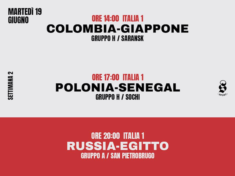 Mondiali Russia Calendario.Il Calendario Dei Mondiali Di Calcio Il Post