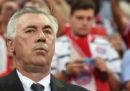 Carlo Ancelotti è il nuovo allenatore del Napoli