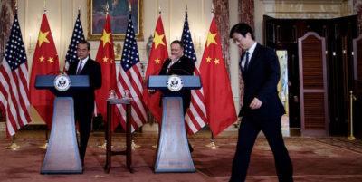 """In Cina c'è stato un """"attacco sonoro"""" contro un funzionario governativo statunitense"""