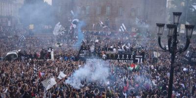 Le città campioni d'Italia nel 2018